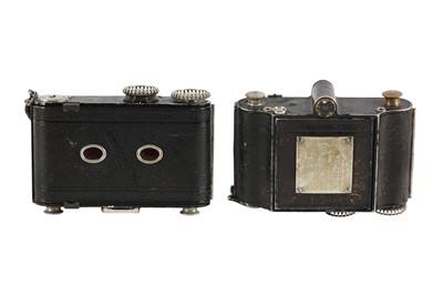 Lot 41 - A Pair of Kalart Press Cameras