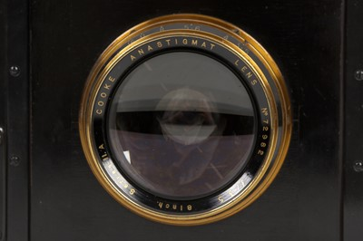 Lot 23 - A Marion Soho Reflex Camera