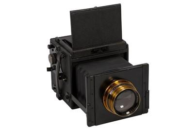 Lot 42 - A Marion Soho Reflex Camera