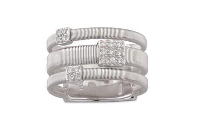 Lot 12 - Marco Bicego | A diamond 'Masai' ring