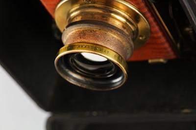 """Lot 15 - A J.T Chapman """"The British"""" Detective Camera"""