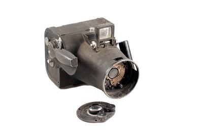 Lot 180 - Folmer Graflex K20 4x5 USAF Aerial Camera.
