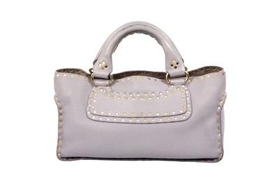 Lot 72 - Celine Lilac Studded Boogie Bag