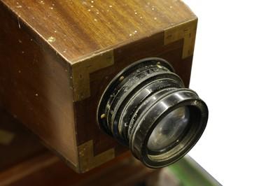 Lot 17 - A  LARGE Hunter Penrose Process Camera, Ex The Daily Telegraph