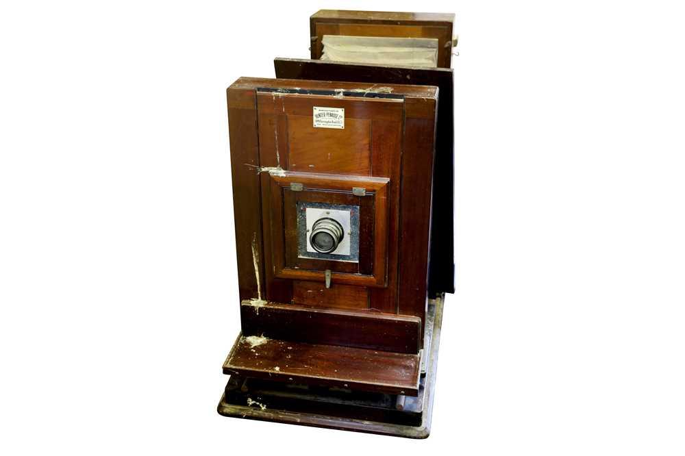 Lot 18 - A large Hunter Penrose Process Camera, Ex The Daily Telegraph