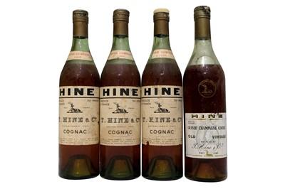Lot 511 - Hine Cognac 1928 and Hine Grande Old Vintage