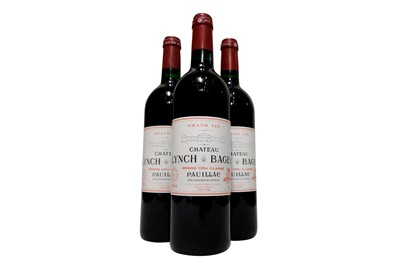 Lot 523 - Chateau Lynch Bages 1998