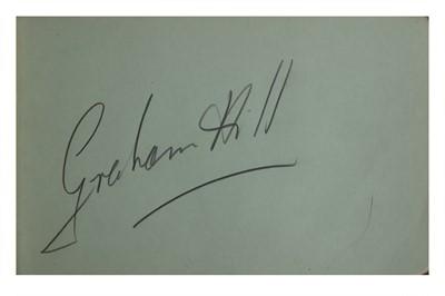 Lot 1018 - Autograph Album.- Incl. Racing Drivers