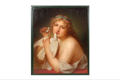 Lot 1010 - AUGUSTIN-LUC DEMOUSSY (FRENCH 1809-1880)