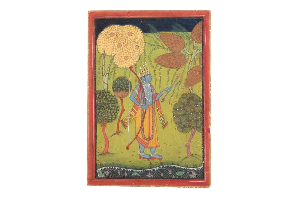 Lot 23 - LORD RAMA HUNTING IN THE FOREST
