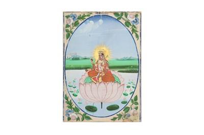 Lot 36 - THE GODDESS BALA DEVI