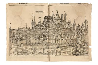 Lot 1507 - Schedel (Hartmann) Liber chronicarum