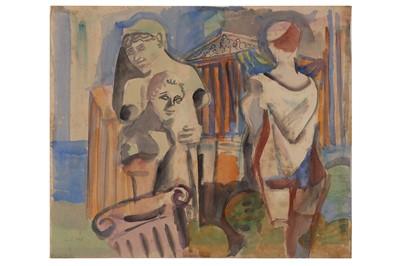 Lot 14 - LOUIS CHRISTIAN HESS (AUSTRIAN 1895-1944)