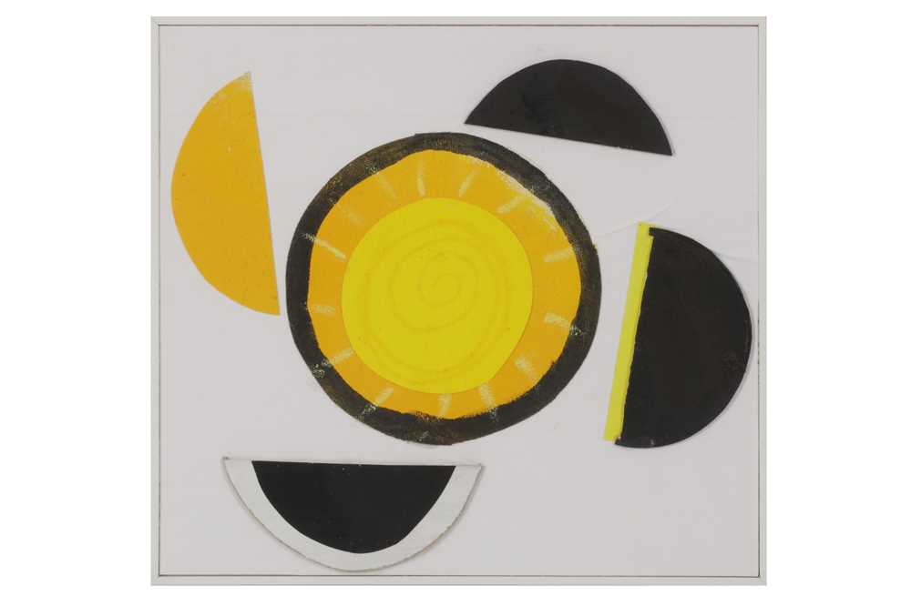 Lot 11 - SIR TERRY FROST, R.A. (1915–2003)