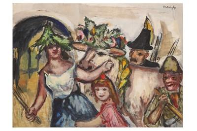 Lot 4 - MARIE-LOUISE VON MOTESICZKY (AUSTRIAN 1906-1996)