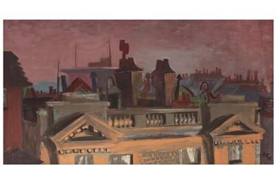Lot 66 - HANS FEIBUSCH (1898-1998)