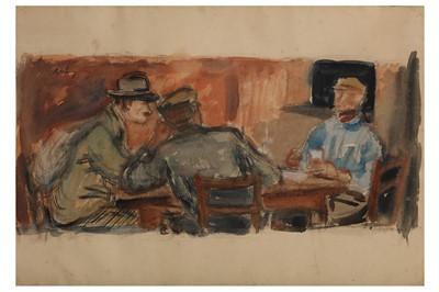 Lot 19 - ROBERT BERENY (HUNGARIAN 1887-1953)