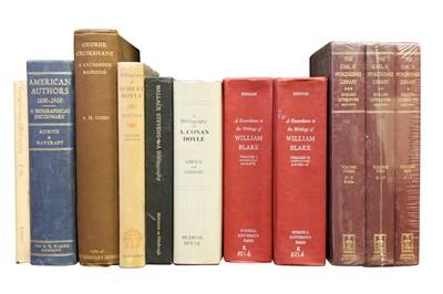 Lot 1512 - Bibliography. English Literature.