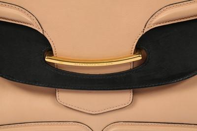 Lot 39 - Alexander McQueen Nude Heroine Shoulder Bag
