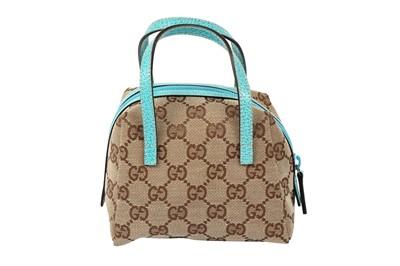 Lot 91 - Gucci Balthus Mini Tofu Bag