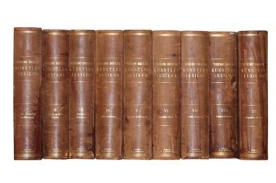 Lot 1501 - Bibliography Continental Art & Literature