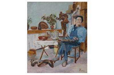 Lot 244 - ALAN THORNHILL (1921-2020)