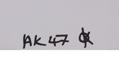 Lot 615 - AK47 (BRITISH)