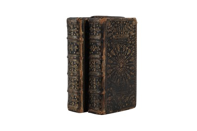 Lot 1525 - The Holy Bible Containing the Old Testament and the New,  1658.