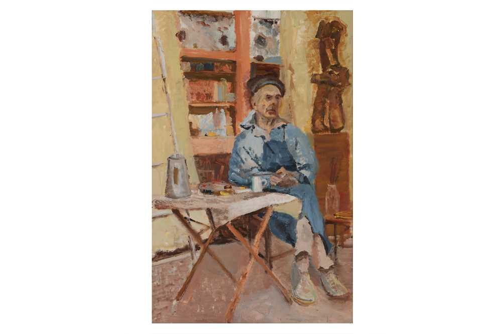 Lot 201 - ALAN THORNHILL (1921-2020)