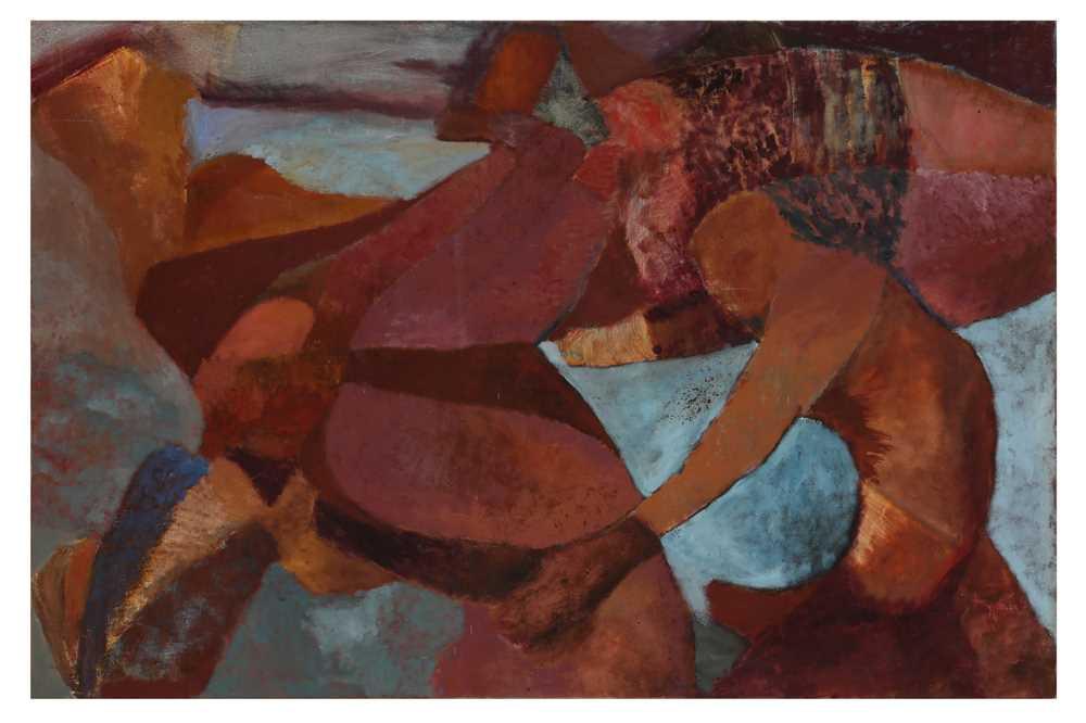 Lot 240 - ALAN THORNHILL (1921-2020)