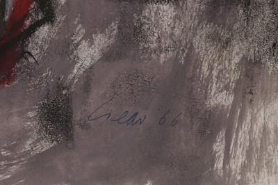 Lot 25 - WILLIAM GEAR, R.A. (1915-1997)