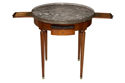 Lot 38 - A FRENCH DIRECTOIRE STYLE GUERIDON TABLE, MID TO LATE 20TH CENTURY