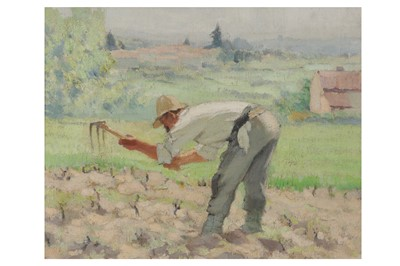 Lot 26 - PIERRE ADOLPHE VALETTE (FRENCH 1876-1942)