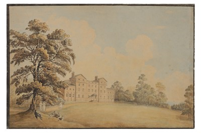 Lot 43 - A Collection of Eight Architectural Views