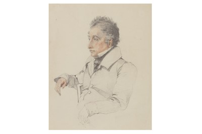 Lot 39 - A Collection of Portraits and Figure Studies