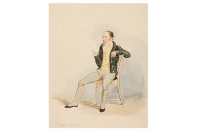 Lot 40 - Sir Robert Frankland, Bt. (British 1784-1849)