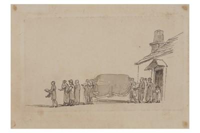 Lot 36 - Sir George Beaumont (British 1753-1827)