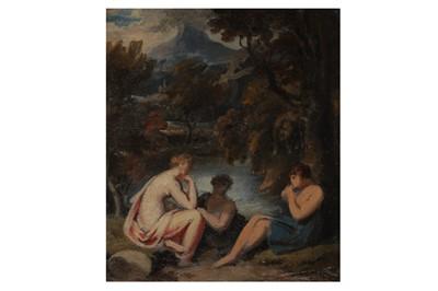 Lot 13 - Samuel Woodforde, R.A. (British 1763-1817)
