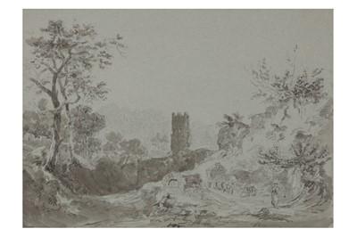 Lot 35 - Sir George Beaumont (British 1753-1827)