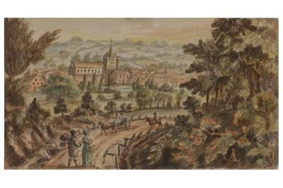 Lot 27 - John Nixon (British c. 1750-1818)