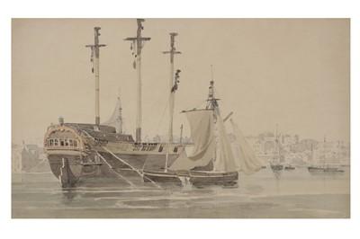 Lot 21 - William Marlow (British 1740-1813)