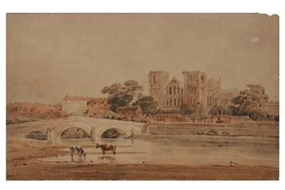 Lot 30 - Attributed to Thomas Girtin (British 1775-1802)