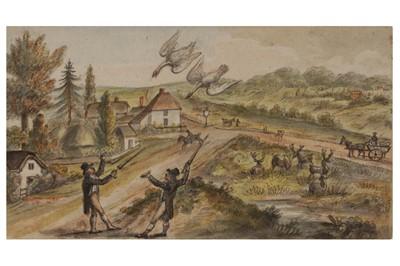 Lot 24 - John Nixon (British c.1750-1818)