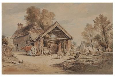 Lot 37 - Henry Edridge (British 1769-1821)