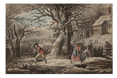 Lot 8 - John Collett (British c.1725-1780)