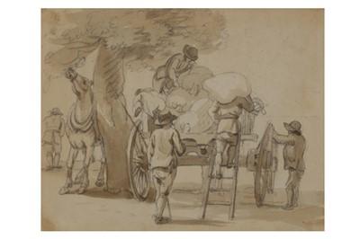 Lot 18 - Paul Sandby, R.A. (British 1731-1809)