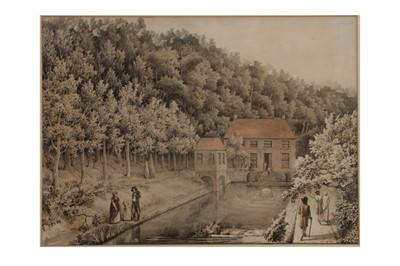 Lot 15 - Attributed to Thomas Sandby R.A. (British 1723-1798)