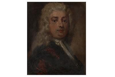Lot 7 - Follower of William Hogarth (British 1697-1764)