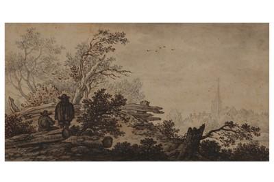 Lot 1 - Aarnout ter Himpel (Dutch 1634-1686)