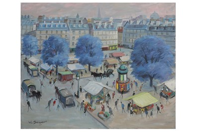 Lot 32 - WILLY JAMES (SWISS 1920-2004)